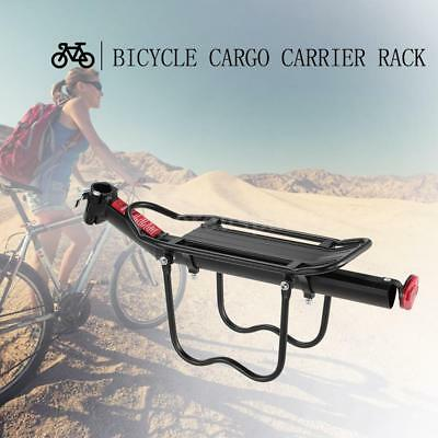Lixada Adjustable Bicycle Carrier Rack Aluminum Alloy Bike Rear Seat Post I6P5