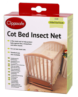 Clippasafe Cot Bed Insect Net