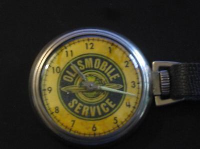 OLDSMOBILE - Pocket Watch – Working – WITH FOB