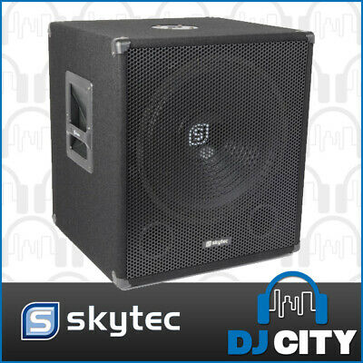 "Great 15"" Active subwoofer capable of 600 watt peak power - BNIB - DJ City Au..."