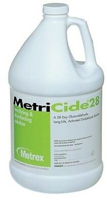 MetriCide 28 High Level Disinfectant, Sterilant, Metricide28 10-2800 - 1 Gallon