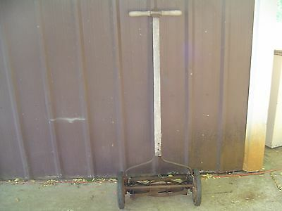 *LPU** Antique 16 inch Master Wards Quality rotary Reel Lawn Mower push vintage