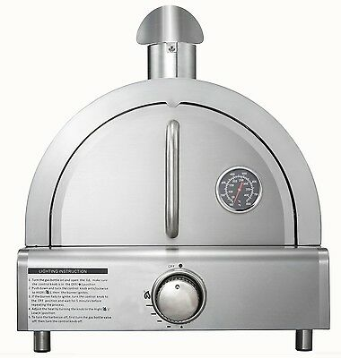 Mont Alpi portable pizza oven