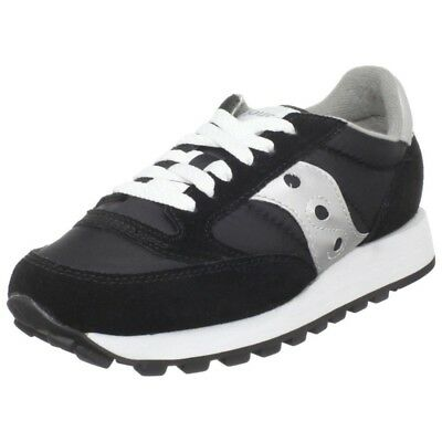Saucony Jazz Original Sneakers donna - Black/Silver