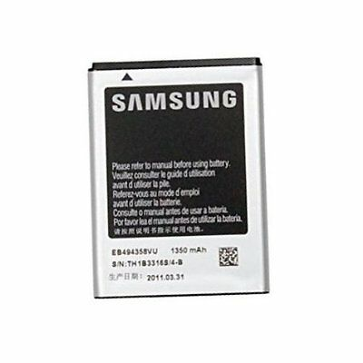 OEM Samsung Battery EB494358VU 1350mAh For Galaxy Ace SCH-i579 S5670