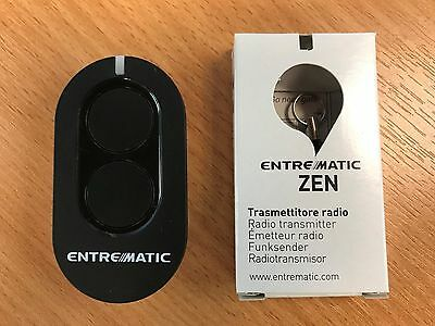 DITEC ENTREMATIC ZEN Genuine Remote Control GOL4 Replacement UK Official Seller