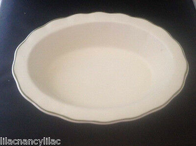 """M & S Marks And Spencer """"Autumn Leaves"""" Oval Open Vegetable Serving Dish"""