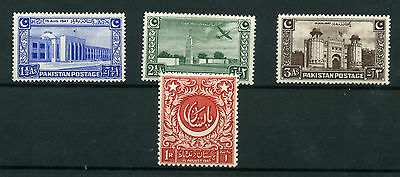 1948 Pakistan    See Photo -  Mh D383/84
