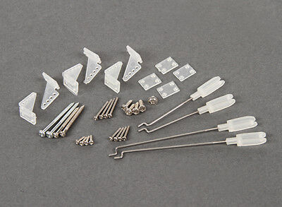RC Replacement Control Horns & Accessories Set for Durafly Curtiss P-40N Warhawk