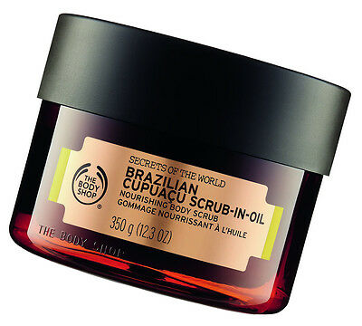 The Body Shop Brazilian Cupuacu Scrub Ölpeeling 350 G