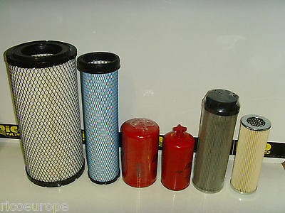 New Holland LM415A Filter Service Kit