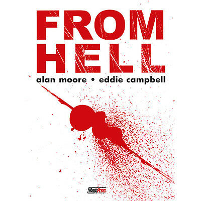 From Hell L'integrale Alan Moore