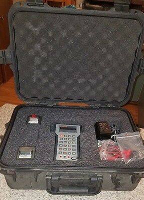 **HEISE PTE-1** Handheld Digital CALIBRATOR With HQS-2 & HQS-XS Modules & Case!