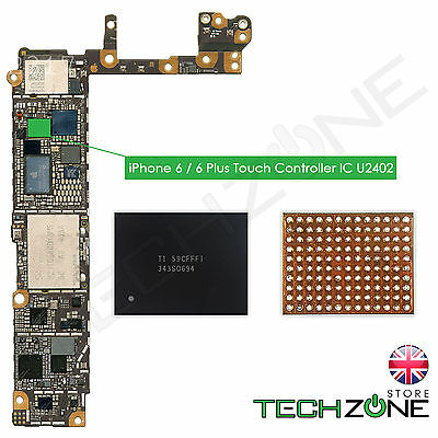 U2402 Screen Controller Black Meson Touch IC 343S0694 Chip for iPhone 6 & 6 Plus