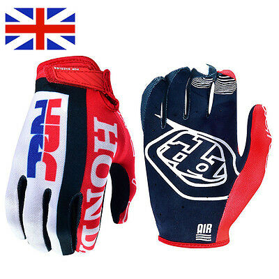 Honda,  Troy Lee Design TEAM, KTM Go Pro Motocross GLOVES Enduro,FOX ATV ,
