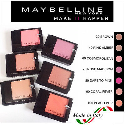 Maybelline Face Studio Master Face Blush Choose your shades