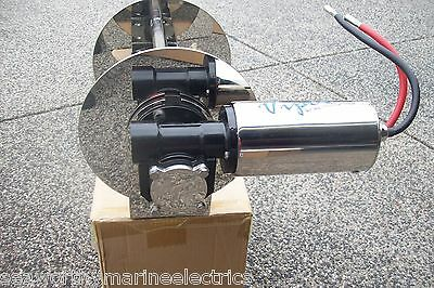 1000Watt VIPER PRO SERIES II  Drum Anchor winch+BONUS ROPE& CHAIN+chain Sock