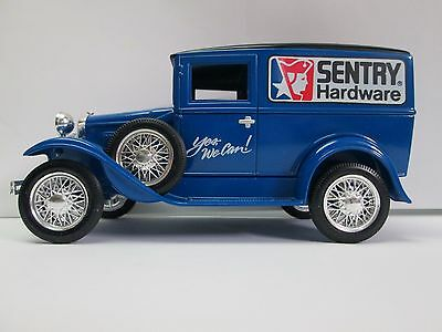 1St Edition Ford Model A Sentry Hardware  Panel Delivery Truck 1:25 Scale Bank