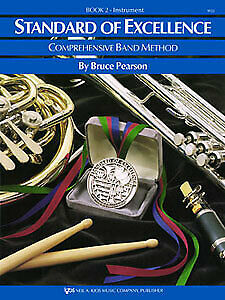 Standard of Excellence (SOE) Bk 2, Drums/Mallet Percussion - Bruce Pearson - ...