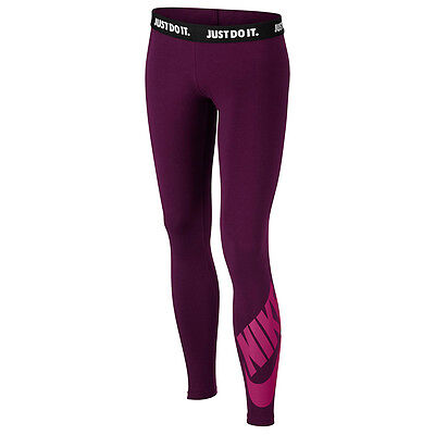 Nike Leggings Girls Size Large Age 12-13 Years Brand New With Tags Trousers Pant