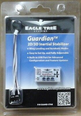 Eagle Tree Systems Guardian 2D 3D Inertial Stabilizer