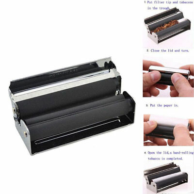 Automatic Metal Tobacco Roller Cigarette Making Maker Paper Rolling Machine CH