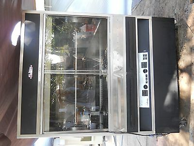 OLD HICKORY   Rotisserie   bbq  oven(56 chicken)