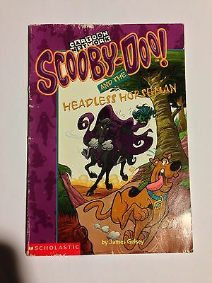 Scooby-Doo and the Headless Horseman Scholastic Children's Book