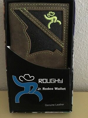 Roughy by Hooey Junior Rodeo Wallet - Brand New