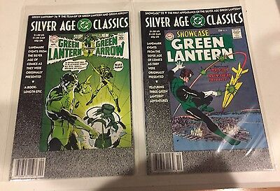 Lot of 10 DC Comics Silver Age Classics from 1992 Flash Detective Superman more