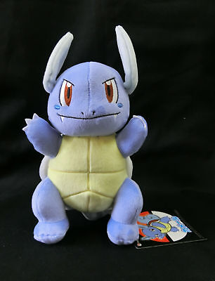 Pokemon Plush Toy Wartortle Pokemon Center 21 cm