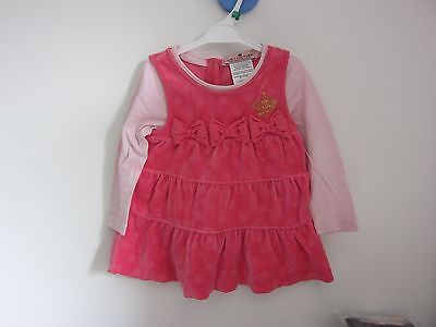 Tops juicy couture 18 mois (2 ans ok) excellent !