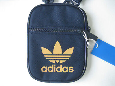 1c7e76c3b948 ADIDAS ORIGINALS TREFOIL Festival Bag Crossbody Shoulder Waist Fanny ...