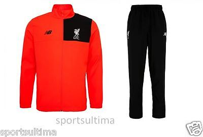 New Balance Liverpool Presentation Tracksuit 2016/17 - Mens