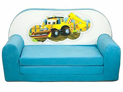 Kindersofa Kindersessel Mini Sofa Kinder Kindermöbel Klappsessel Bettfunktion