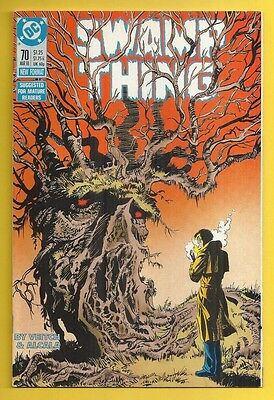 DC Comics - Swamp Thing #70 - March 1988