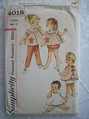 Children, Patterns, Sewing (1930-Now), Collectibles Page 24 | PicClick