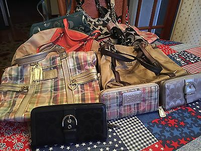Coach Purses With Wallets