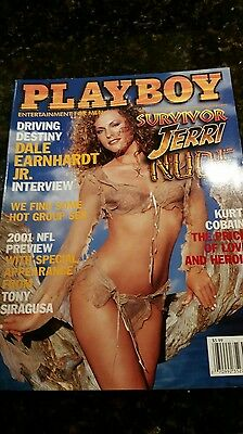 Playboy Magazines from 1976 to 2005