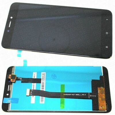 Replacement LCD Touch Screen Digitizer Glass Assembly For Xiaomi Redmi 4X Black