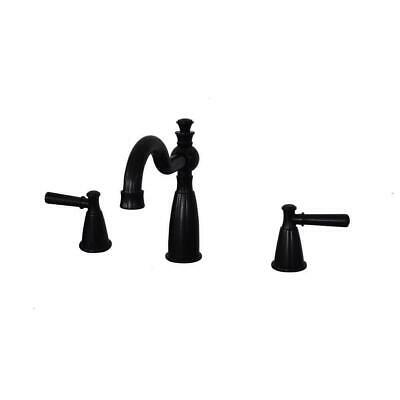 Belle Foret Artistry 2-Handle Roman Tub Faucet in Oil Rubbed Bronze OB-WHRO102WH