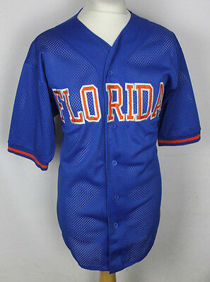 Vintage Florida Baseball Jersey Mens Large Team Edition Apparel