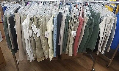 Wholesale Lot of 45 NEW Men's shorts of assorted designs, brands & colors m01