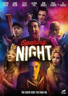 Opening Night (2017, DVD NUEVO) (REGION 1)