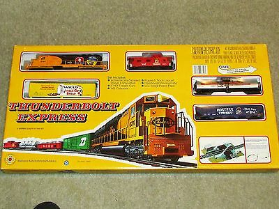 Thunderbolt Express Train Set Ho By Mehano For Ihc In The Usa New