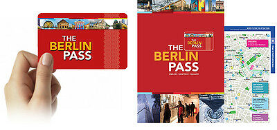 Berlin Pass 3-Day + All Public Transport 3-Day