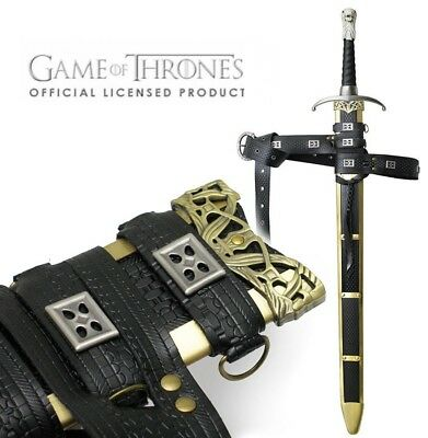 Game of Thrones Official Replica Jon Snow's LONGCLAW SCABBARD, Night's Watch