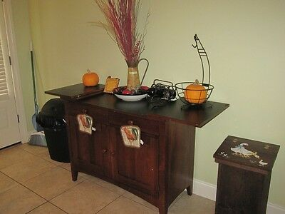 W@@W !!! Reduced  Ethan Allen Buffet Console Cabinet