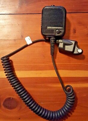 OTTO Communications Model V2-10154 Radio Microphone