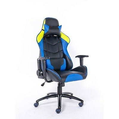 Office Chair Faux lether ergomoic made from leather Optic Gaming Gamer S